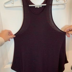 Amazing condition Wilfred tank top